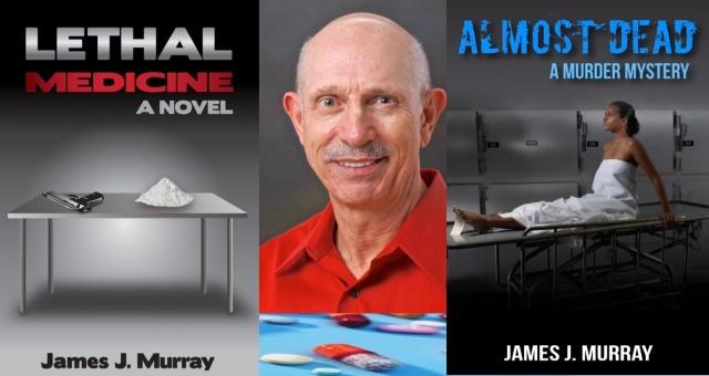 J Published Novels Collage-2